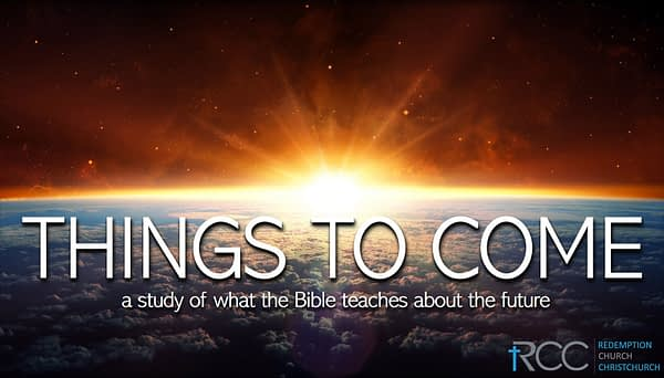 Things To Come - Part 7 (The Tribulation) Image